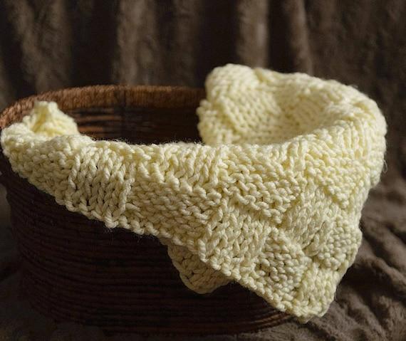 118 Pdf Blanket Knitting Pattern Easy Knitting Pattern Etsy