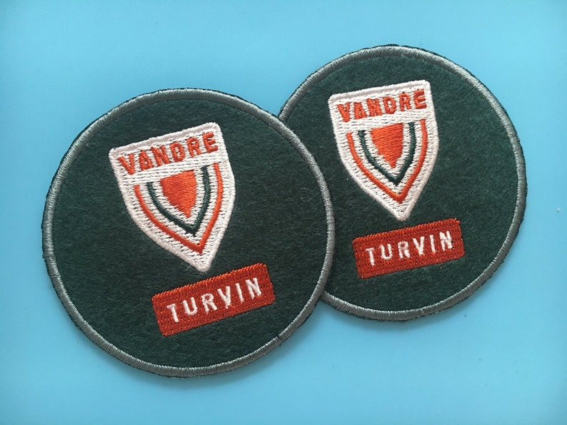 100 Custom Patches, Custom logo patches, Custom embroidery, Embroidered  badges, Sew on patches, Embroidery patches/labels