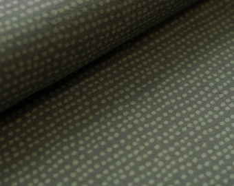 Fabric Light Green Square Dotted Line Waterproof Fabric 59 Wide by Yard 83555
