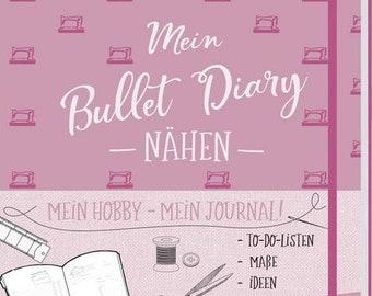 Book Bullet Diary Sewing