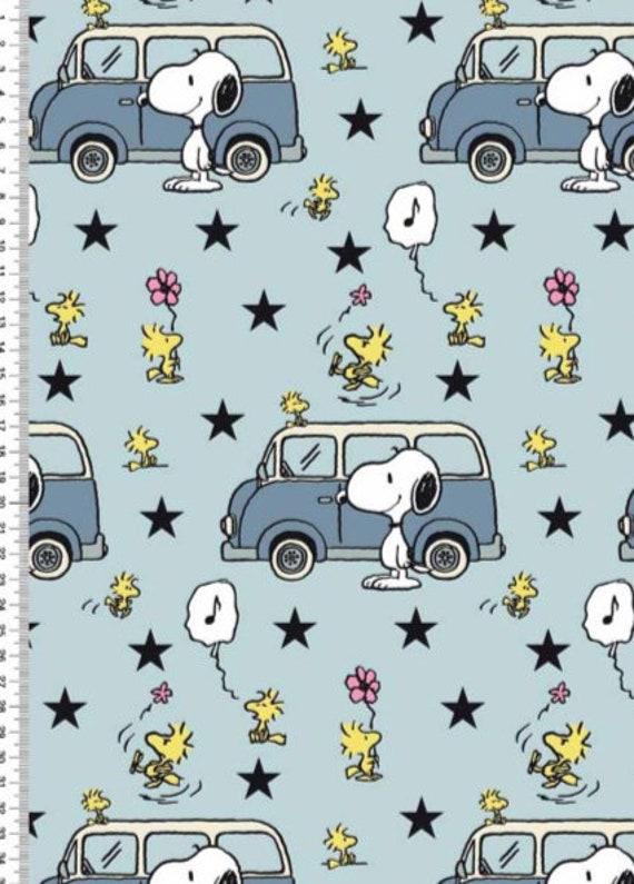 Jersey Snoopy und Minivan eisblau | Etsy
