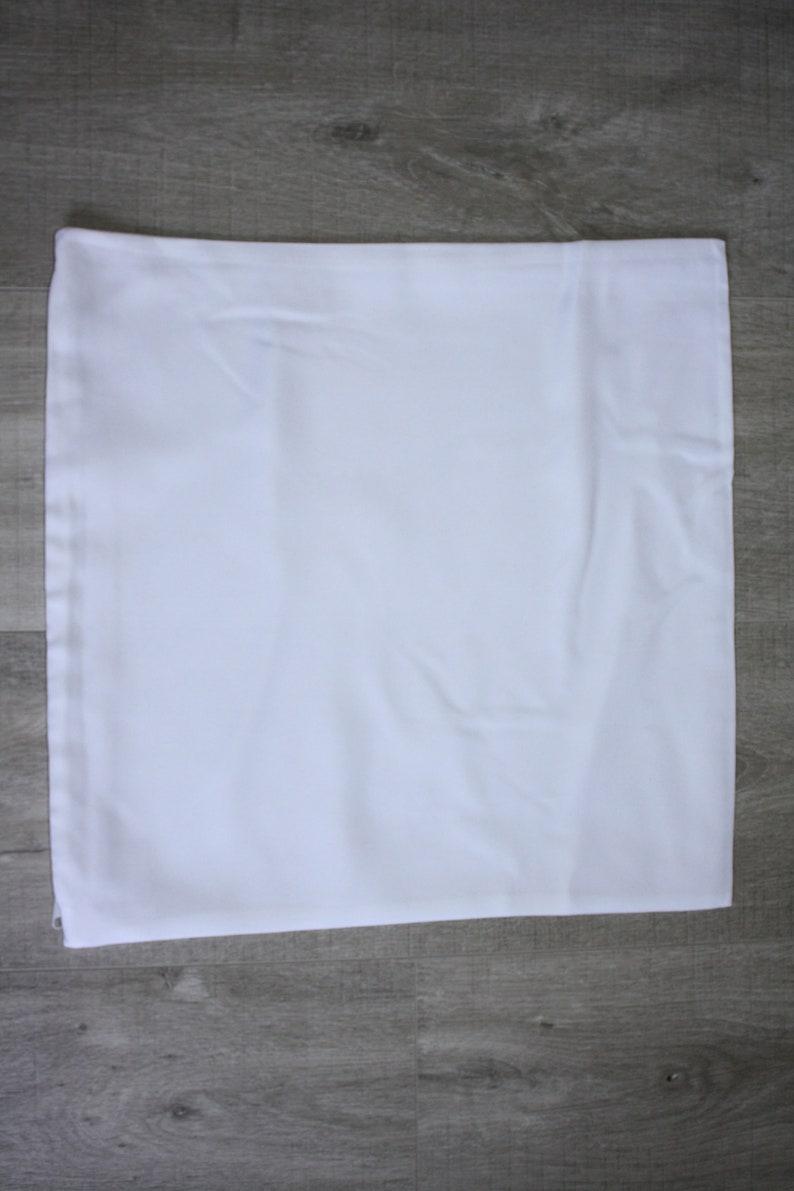 photo regarding Printable Textiles named SUBLI Pillow handles printable textiles