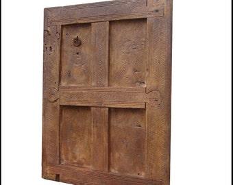 Marrakech Brown Moroccan Door or Shutter
