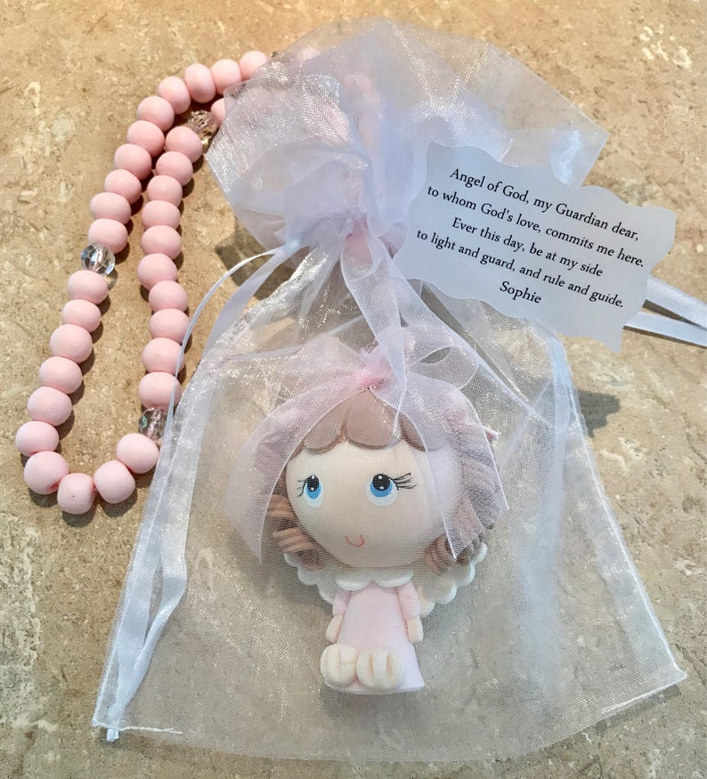 Pink Rosary Gift