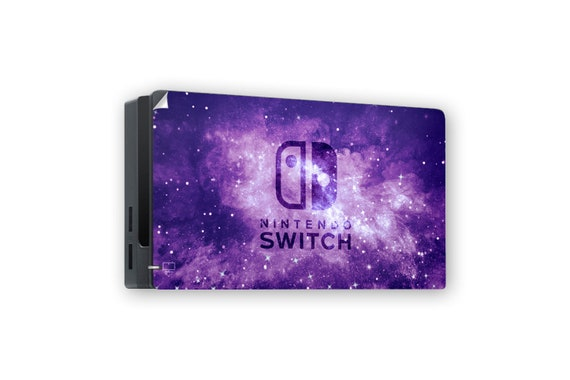 Galaxy Style Nintendo Switch Stickers