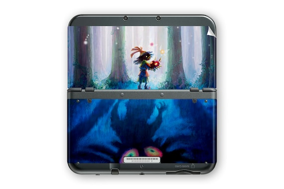 Majora's Mask Skin for New 3DS XL