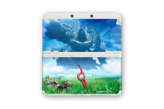 Xenoblade Chronicles Skin for New 3DS and New 3DS XL