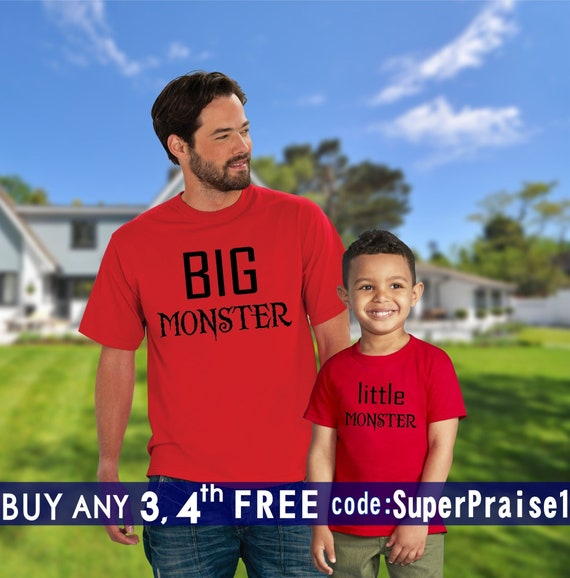 149a6dc6ffa Father Son Matching Shirts Dad Son Shirt Daddy Daughter Shirt | Etsy