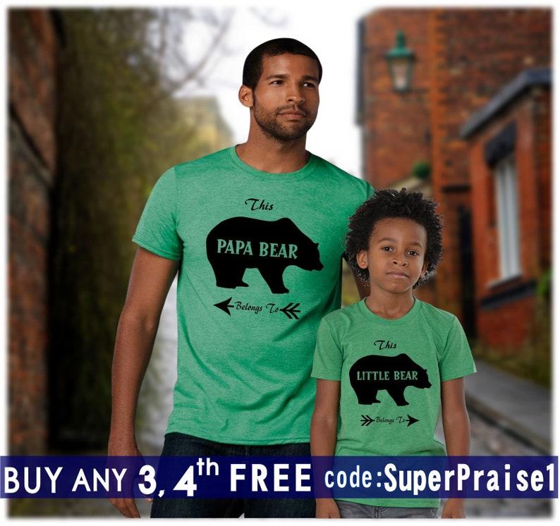 a18e5f25 Father Son Matching Shirts Dad Son Shirt Daughter Shirt Papa | Etsy