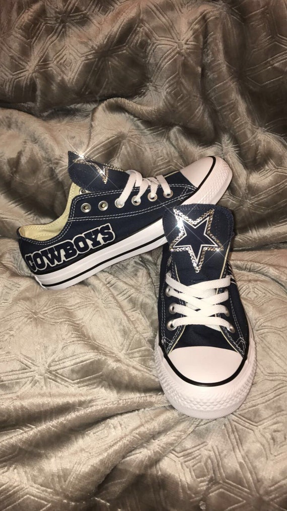 Dallas cowboys converse shoes sports
