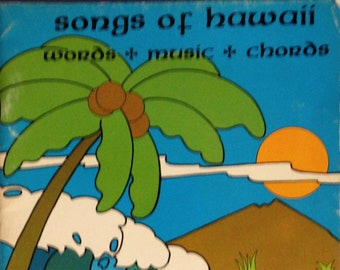 Hawaiian sheet music | Etsy