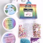 Slime kit, Design your own slime, Choose your scent, Stretchy, Crunchy, Clicky Instagram Popular Best Seller Slime Shop Gifts Sale BlissBalm