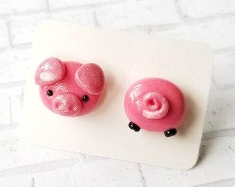 21b6ad671 Pig Earrings