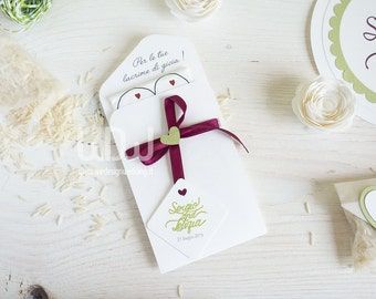 """10_ Pack Hanky_Favor_Bridesmaid Favor_ """"For your Tears of joy""""_Bridesmaid gift_Wedding favor_Handmade in Italy"""