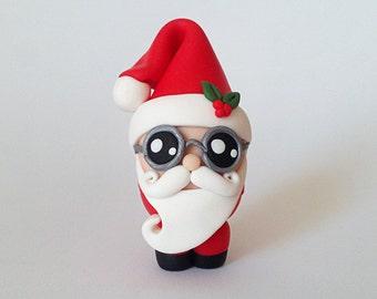 a807362ff6b11 Santa figurine handmade