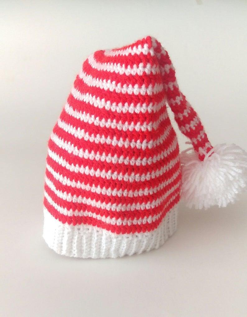 5e9f6fbd960bd7 Dziecko kapelusz kapelusz czerwony Baby Baby biały kapelusz   Etsy