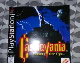 download castlevania symphony of the night pc español