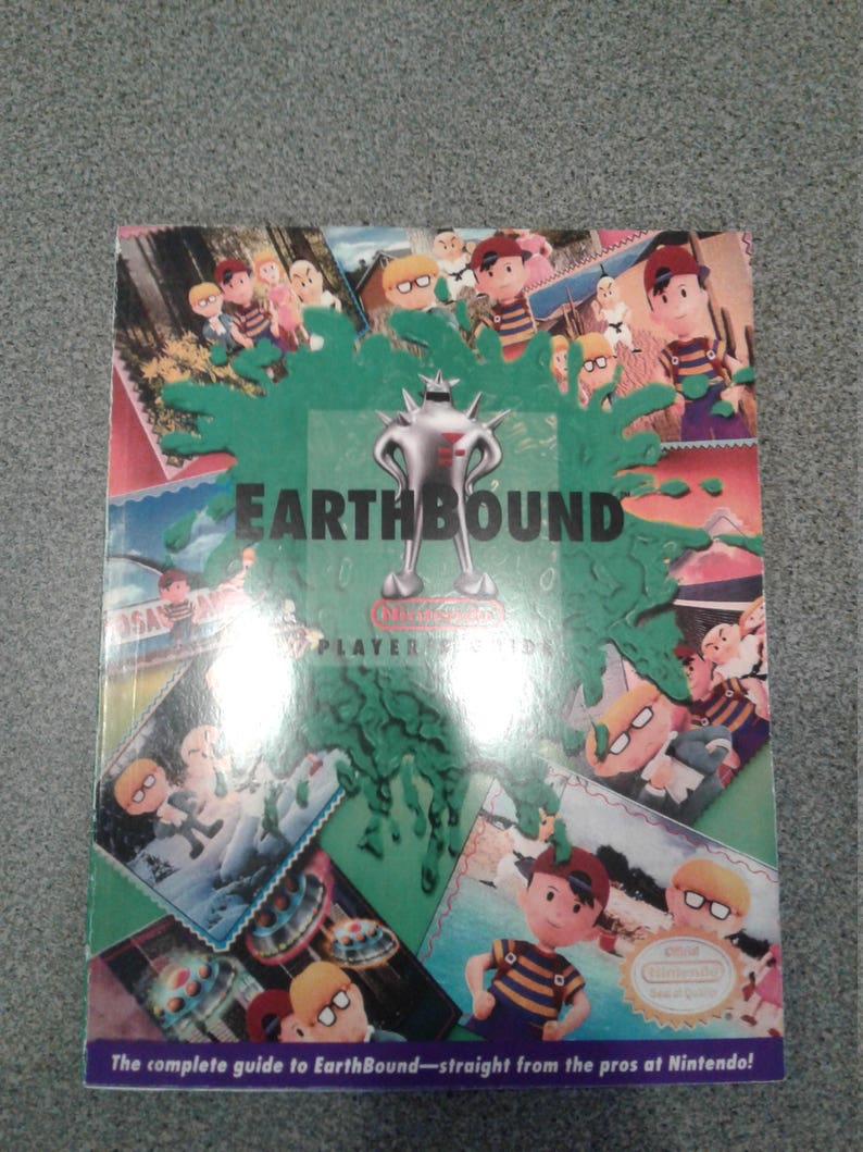Earthbound Players Guide image 0