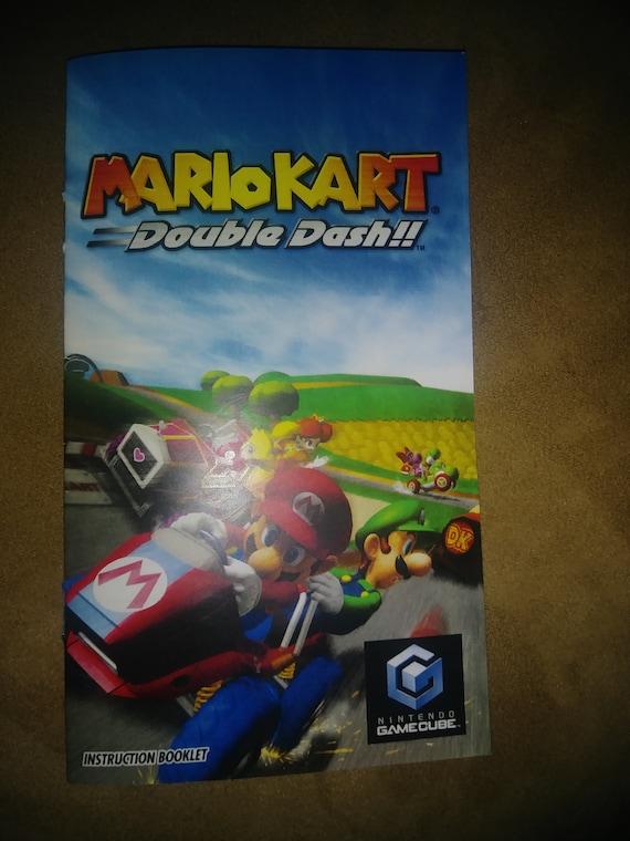 Mario Kart Double Dash Manual
