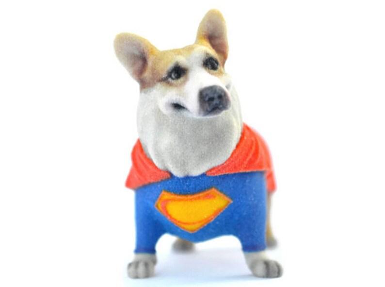 Superman Corgi image 0