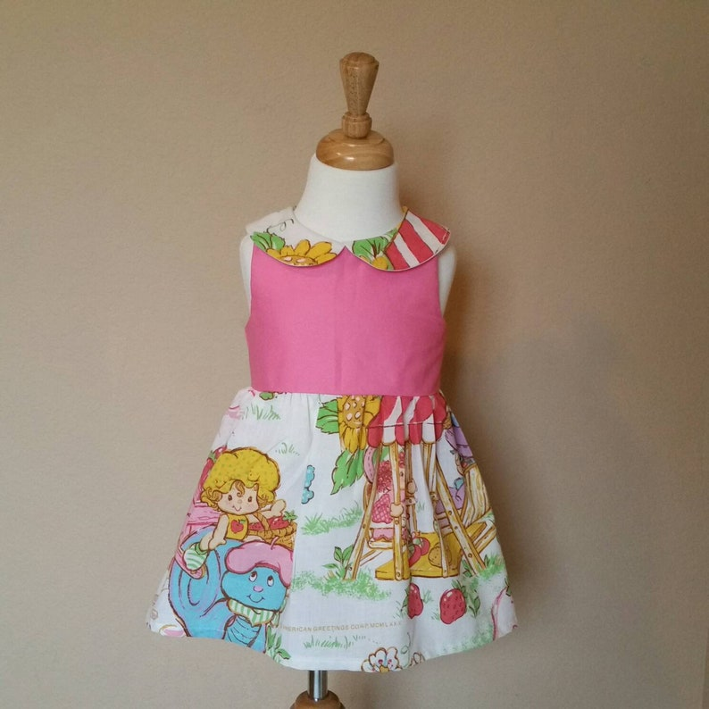 cd991efa5ea Strawberry Shortcake. Shortcake Dress. Birthday dress. Party