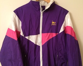 Funky 80's active wear jacket