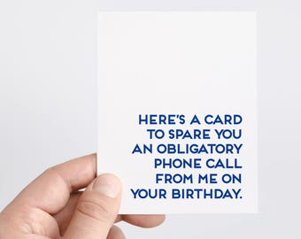 Birthday Cards   Sister Birthday Gift   Brother Birthday   Long Distance   Greeting Cards   Funny Birthday Card   Birthday Card For Sibling