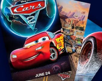 Cars 3 Movie Etsy