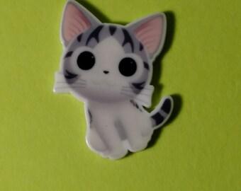 Happy Kitty Planar Resin