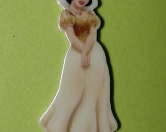 Snow White Planar Resin