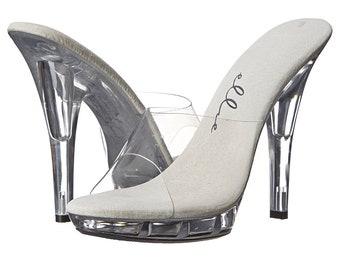 24fd677a098 Clear high heels