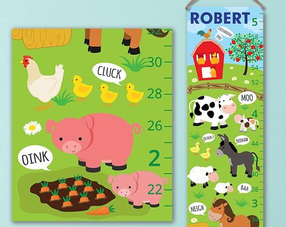 Farm Growth Chart - GC4004S