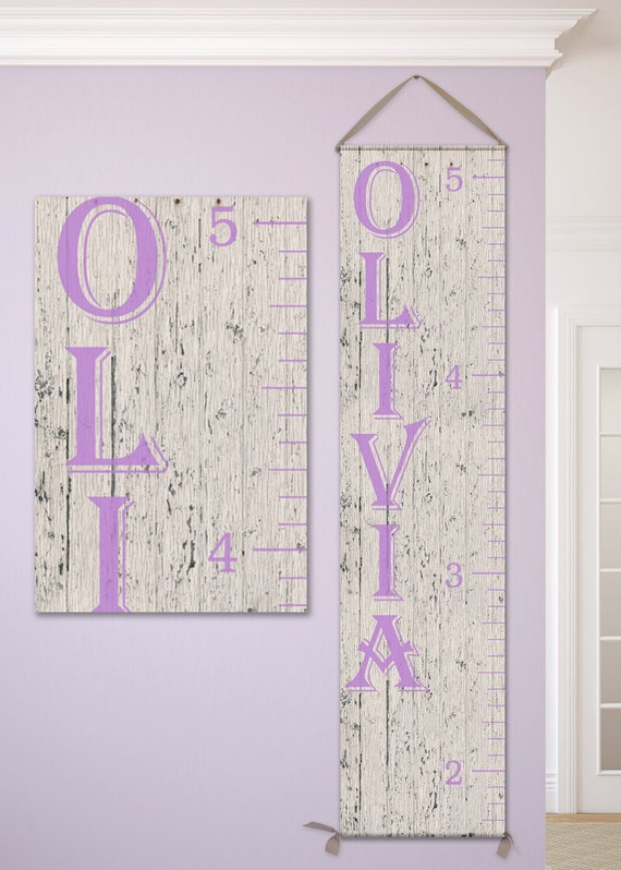 Girls Growth Chart Jolieprints