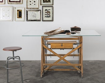 Table | Former drafting machine Bags