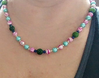 Spring Ahead Necklace