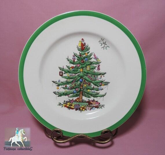 image 0 - Copeland Spode 1948 Christmas Tree Early S2133 10.5 Inch Etsy