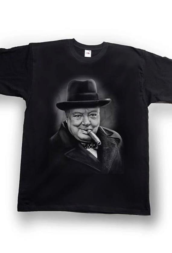 Winston Churchill T shirt Prime Minister in all sizes