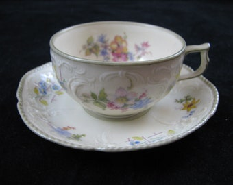 Rosenthal Sans Souci Delft Plate and Small Cup