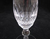 Waterford Colleen Sherry glass short stem 4 1 4 quot signed