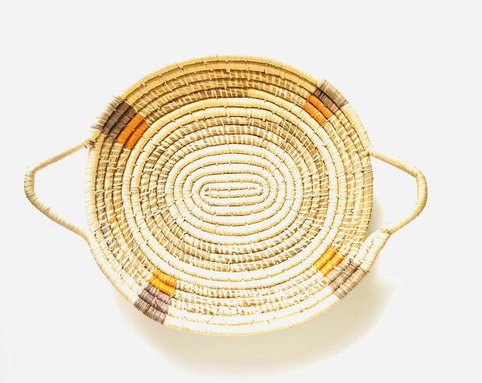 New Desing- Warao Indian Baskets (Delta del Orinoco, Venezuela) Aprox 15 x 12 Inches
