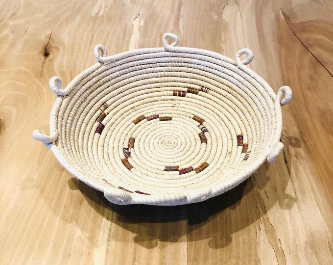 New Desing- Warao Indian Baskets (Delta del Orinoco, Venezuela) Aprox 9 inches