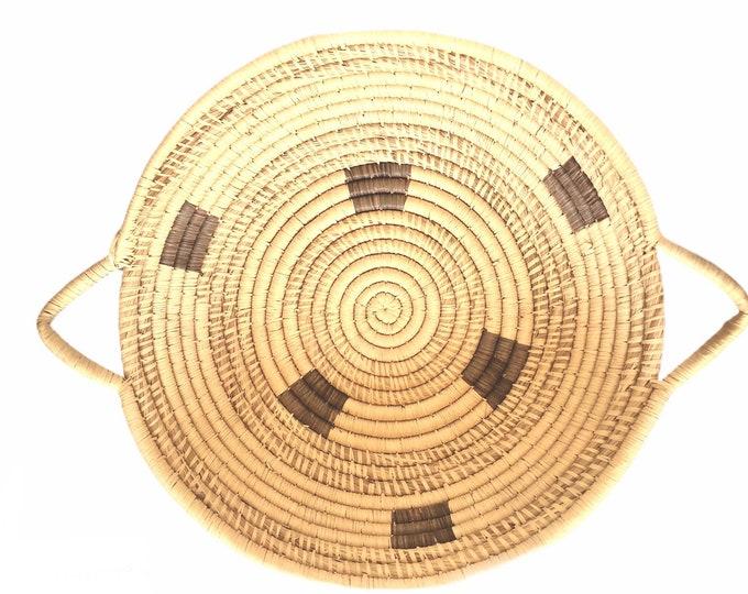 New Desing- Warao Indian Baskets  (Delta del Orinoco, Venezuela) Aprox 11 Inches