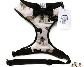df0e2098a06 Elegant British hand-made harnesses leads   Collars by Poochusir