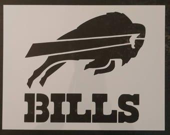 Buffalo Stencil Template Www Bilderbeste Com