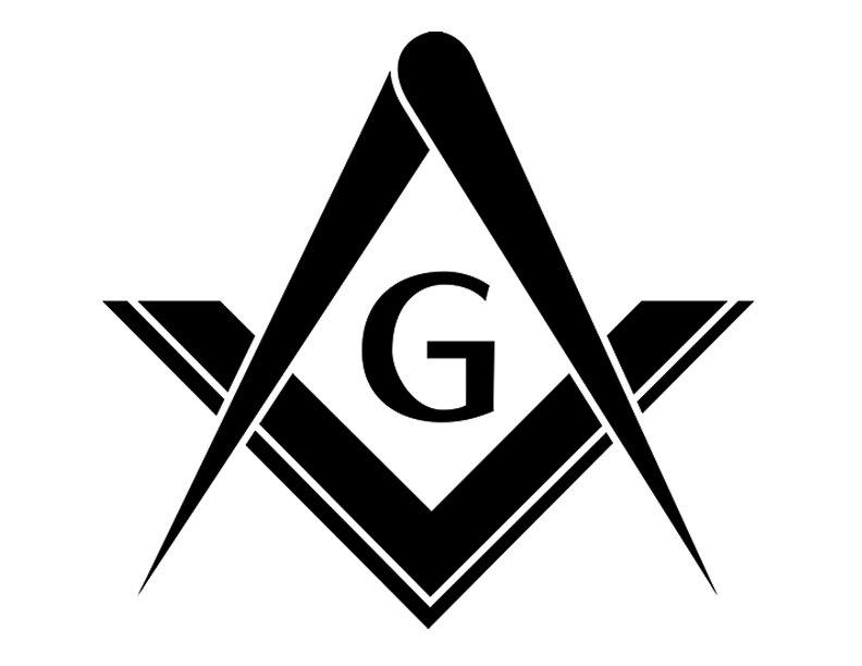 Masonic Free Mason Freemasons Freemason Symbol Custom Stencil Etsy