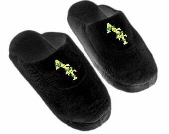 Alpha Sigma Tau Slippers
