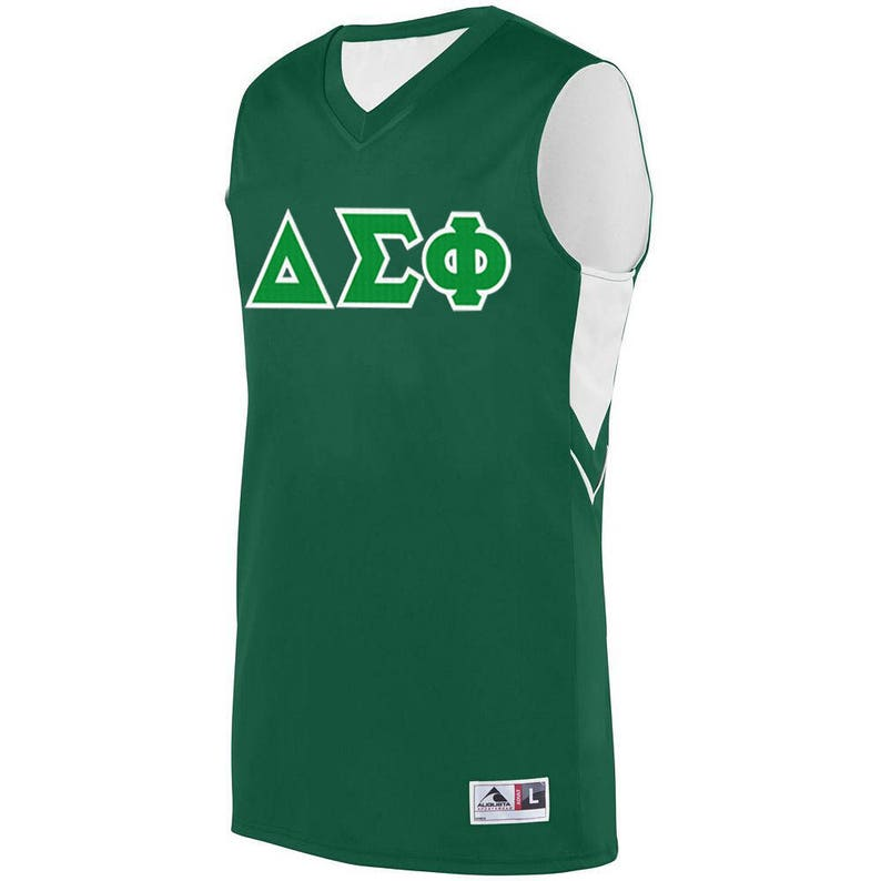 fea85562f8a3 Delta Sigma Phi Alley-Oop Basketball Jersey