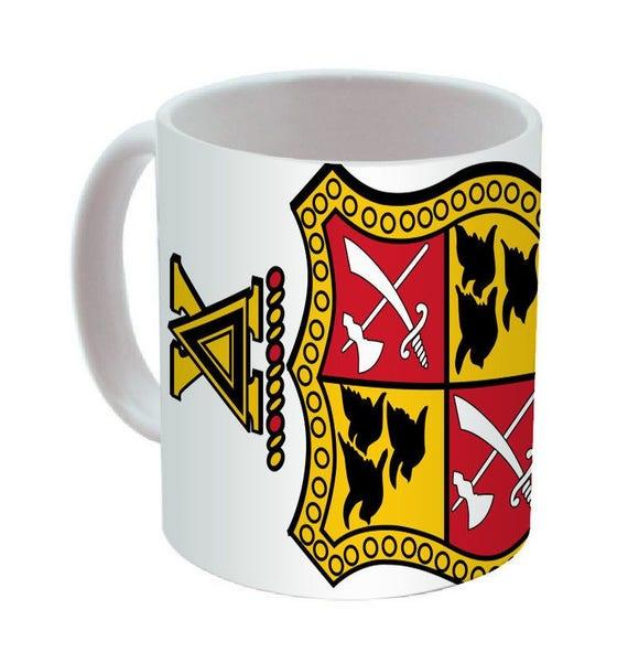Delta Chi Mega Crest Coffee Mug Etsy