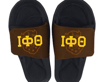Iota Phi Theta Slide On Sandals