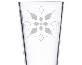Destiny 2 Dawning Event Pint Glass